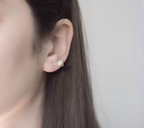 Petite Ringlet Earrings