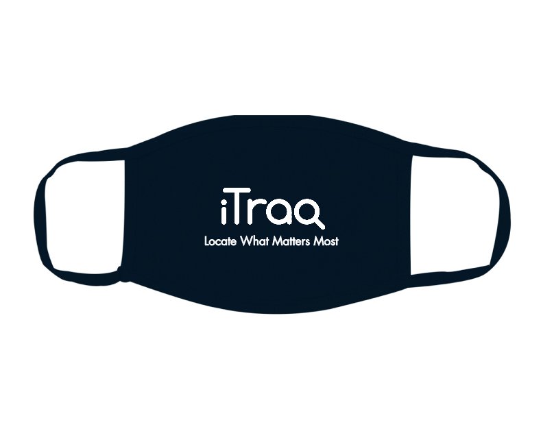 iTraq Face Mask in support of The Alzheimer's Foundation of America