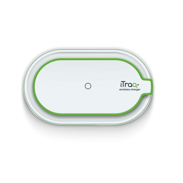 iTraq Nano Wireless Charger (Included with Device)