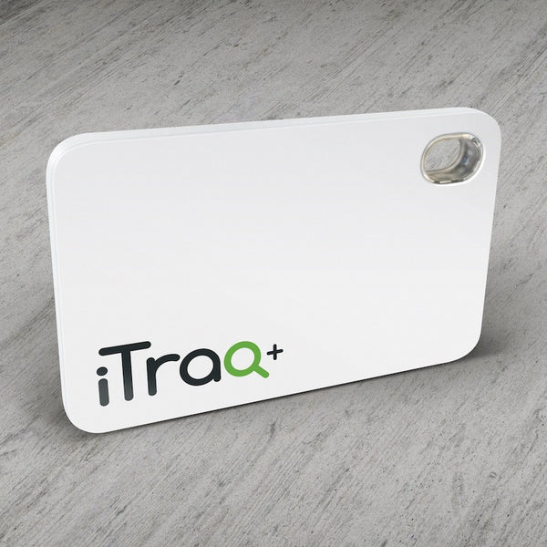 iTraq personal tracking device