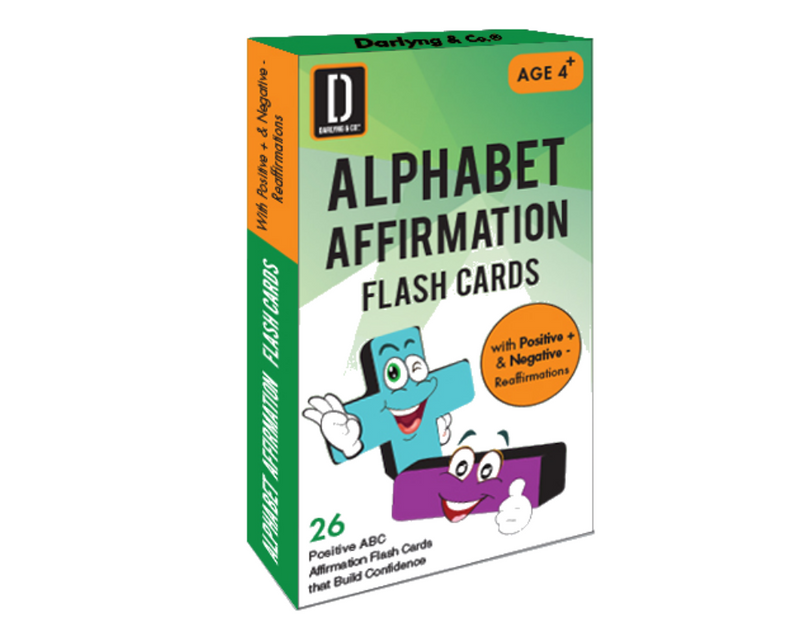 ABC Affirmation Card