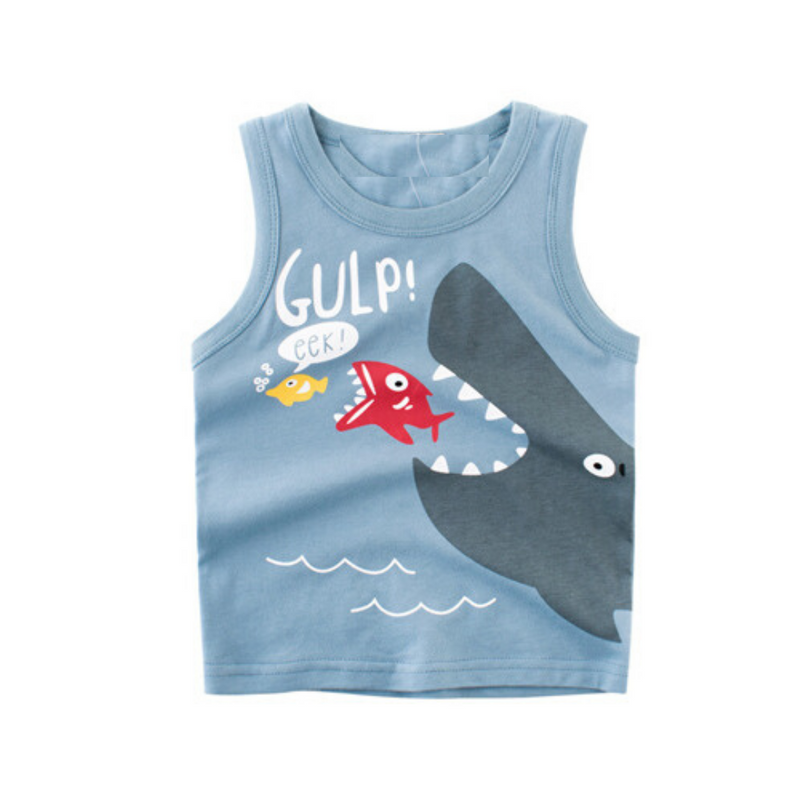 Hungry Shark Tank Top