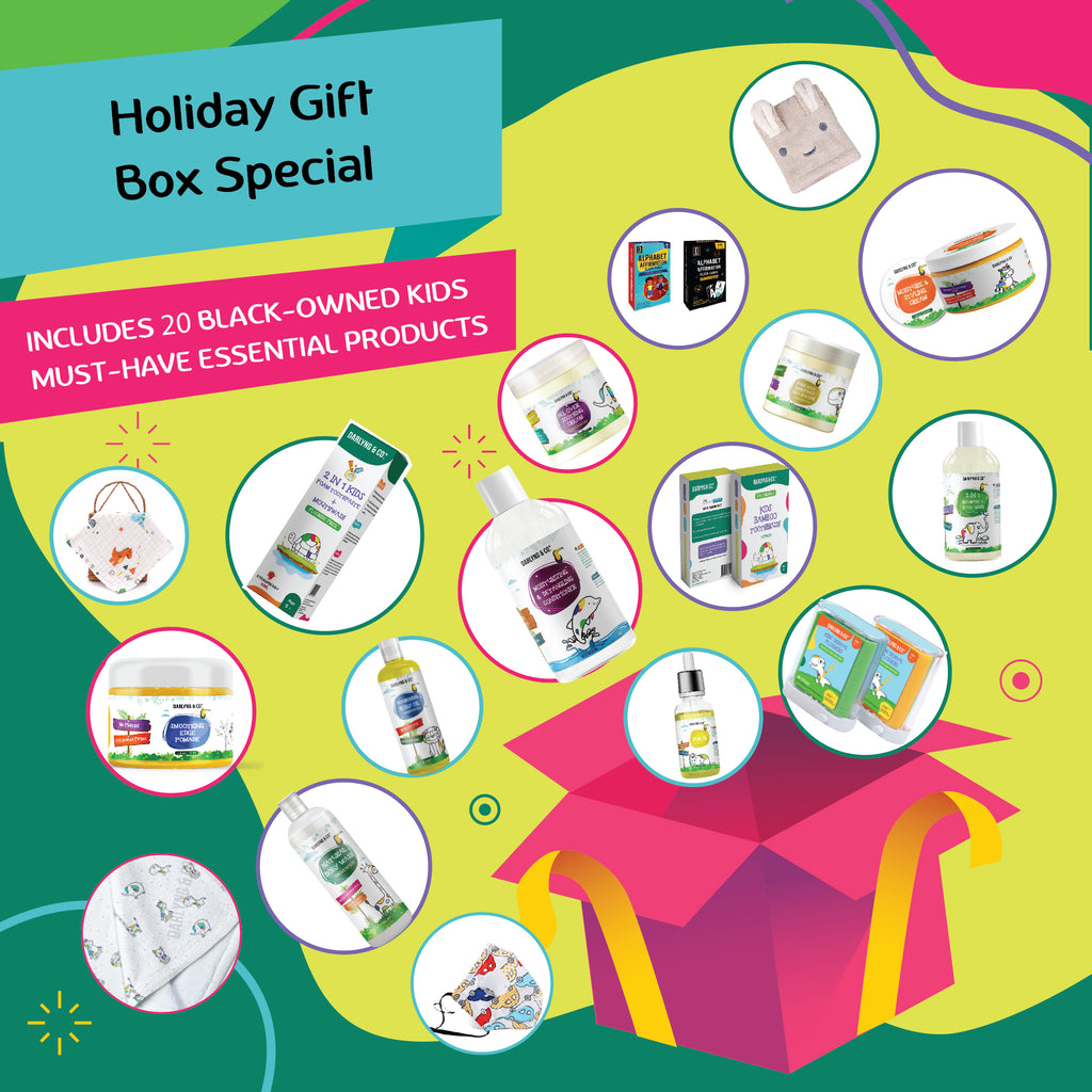 Ultimate Kid's Holiday Essential Gift Box