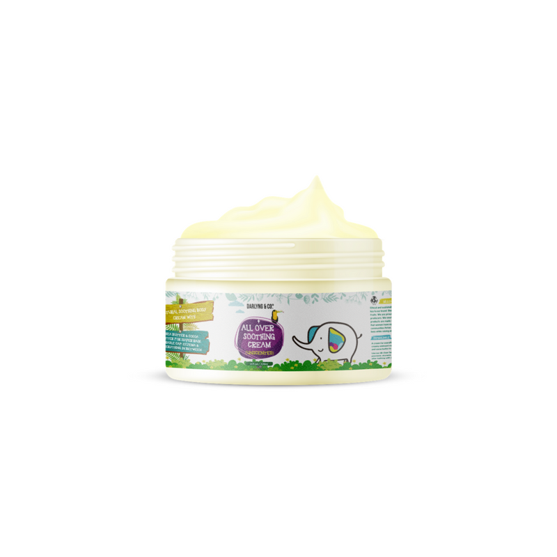 All Over Soothing Baby Cream For Eczema