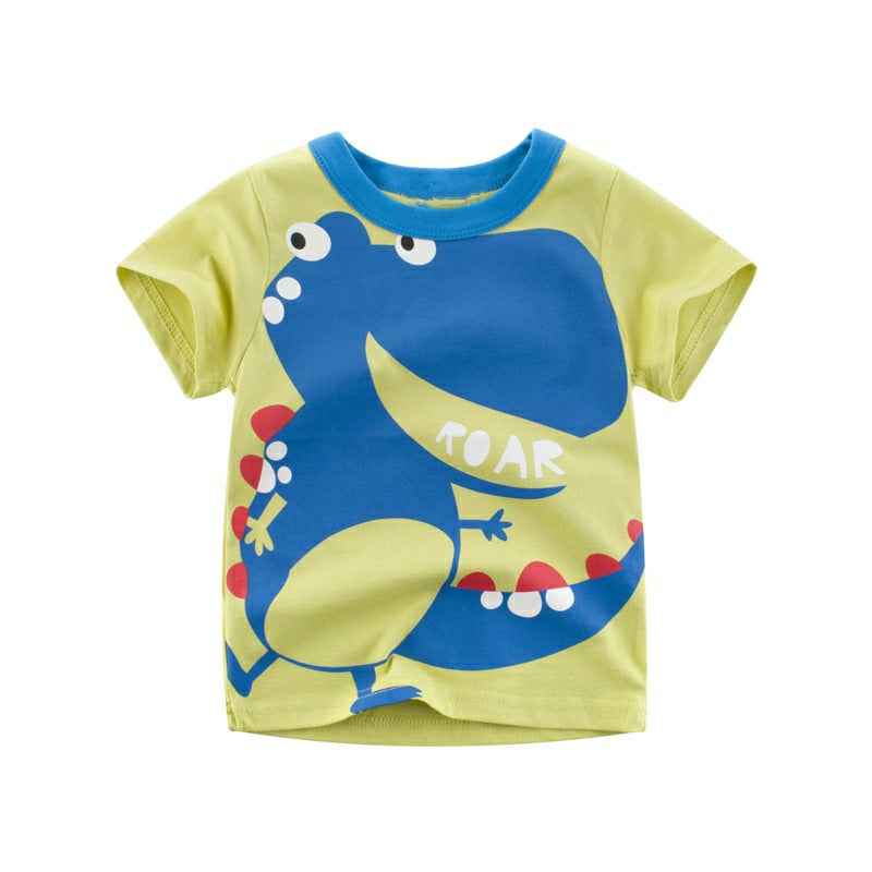 dinosaur kids t-shirt