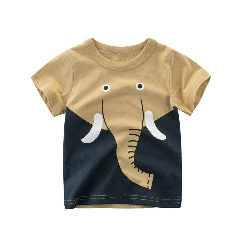 elephant trunk t-shirt for kids