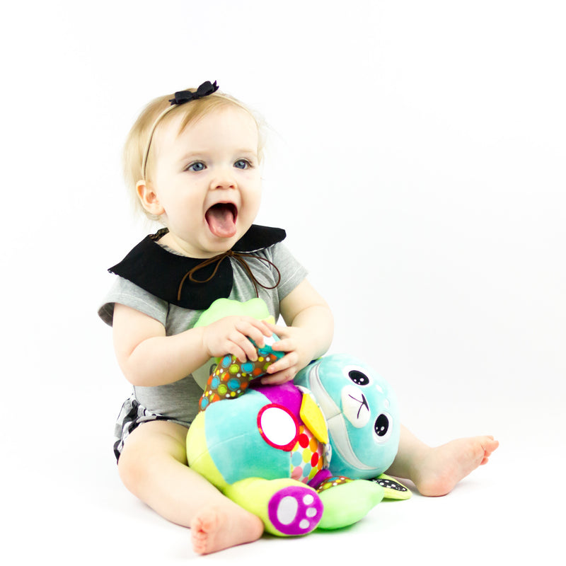 Yummy Buddy™ Teether Plush Toy - DARLYNG & CO.™