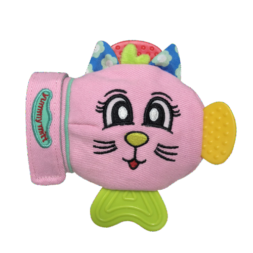 sophia the kitten teeting mitten- cat teething mitten