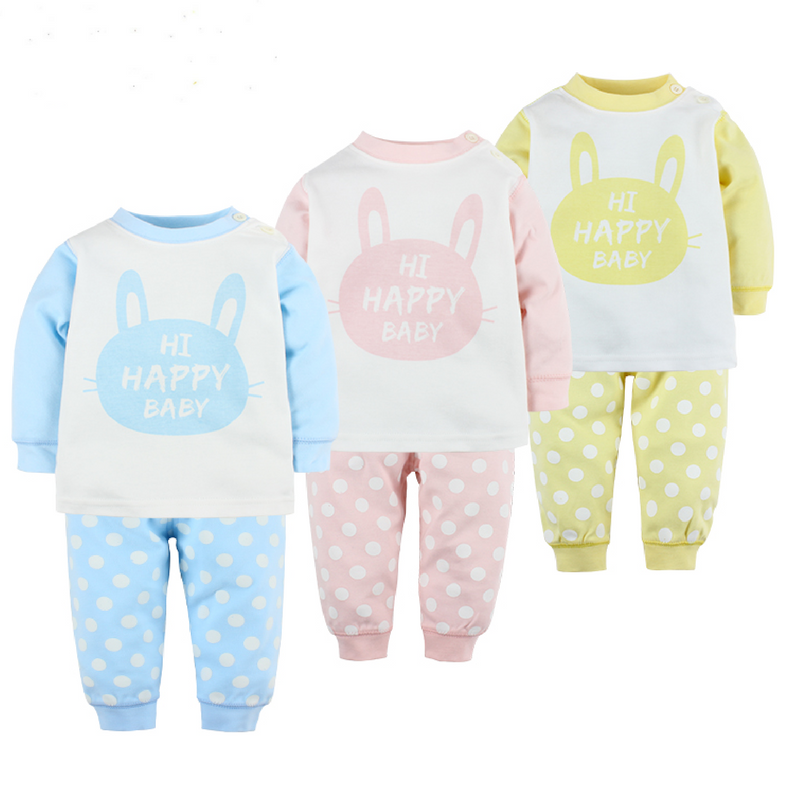 baby toddler pajama set