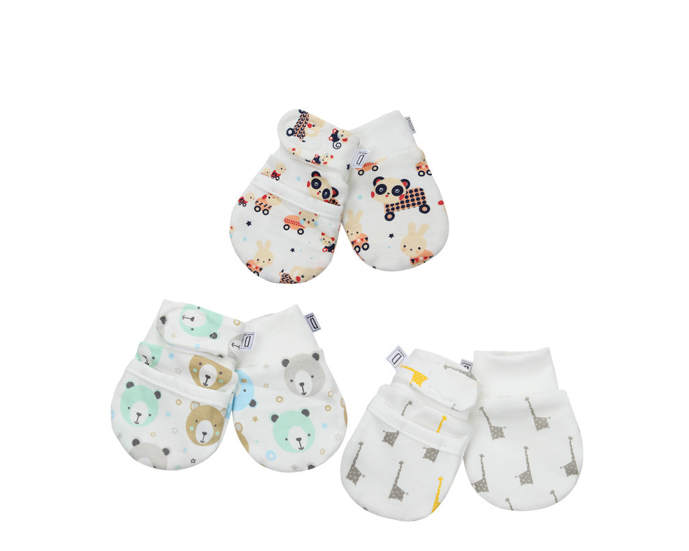 Anti Scratch Mittens For Newborns 0 6 Months Darlyng Amp Co 174
