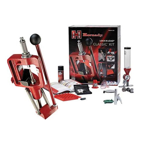 Hornady Australia Lock N Load Classic Reloading Press Kit