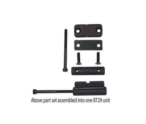 Accu-shot Sako TRG Monopod Rail Kit BT29 - Australian Tactical Precision