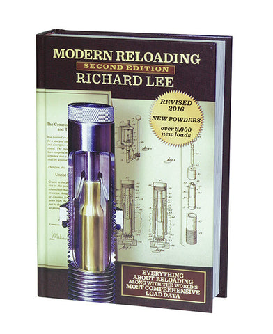 Lee Modern Reloading Second Edition (2017 revised) Reloading Manual 90227 - Australian Tactical Precision