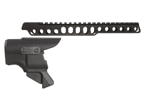 "Mesa Tactical High Tube Stock Adapter with 9.5"" Rail for Remington 870 12ga #90630 - Australian Tactical Precision"