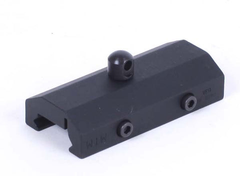 MIM Picatinny Rail to Sling Stud Adaptor for Harris Bipods PRA - Australian Tactical Precision
