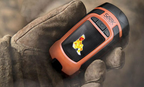 Seek Thermal Reveal FirePRO FastFrame Thermal Imaging Camera IP67 Rated - Australian Tactical Precision