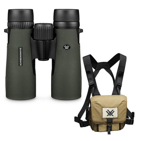 Vortex Diamondback HD 8x42 Binoculars with GlassPak Case DB-214 - Australian Tactical Precision