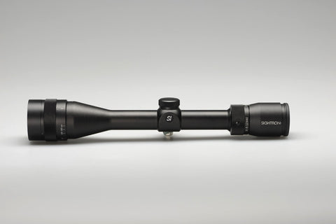 Sightron SI Hunter 4-12x40FT Rifle scope AO Duplex Reticle #31016 - Australian Tactical Precision