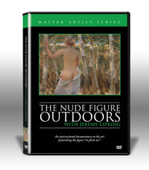 The Nude Figure Outdoors with Jeremy Lipking DVD