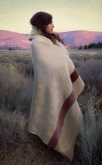 Silence & Sagebrush signed limited edition print by Jeremy Lipking