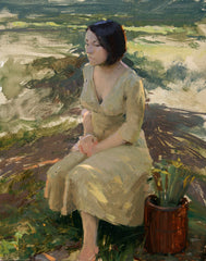 Jeremy Lipking 5 Day Painting Workshop Yorkshire UK July 2017
