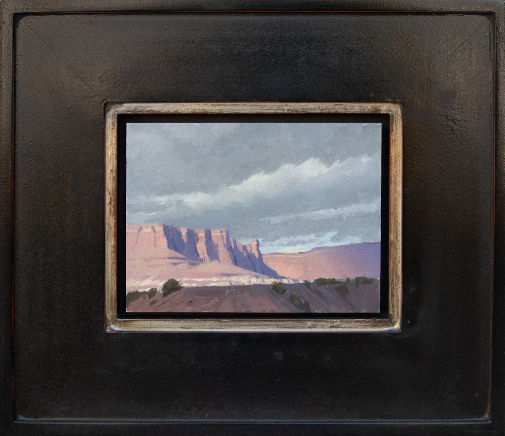 Thunderstorms Over Capitol Reef by Jeremy Lipking