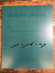 Jeremy Lipking Signed Catalog Bundle