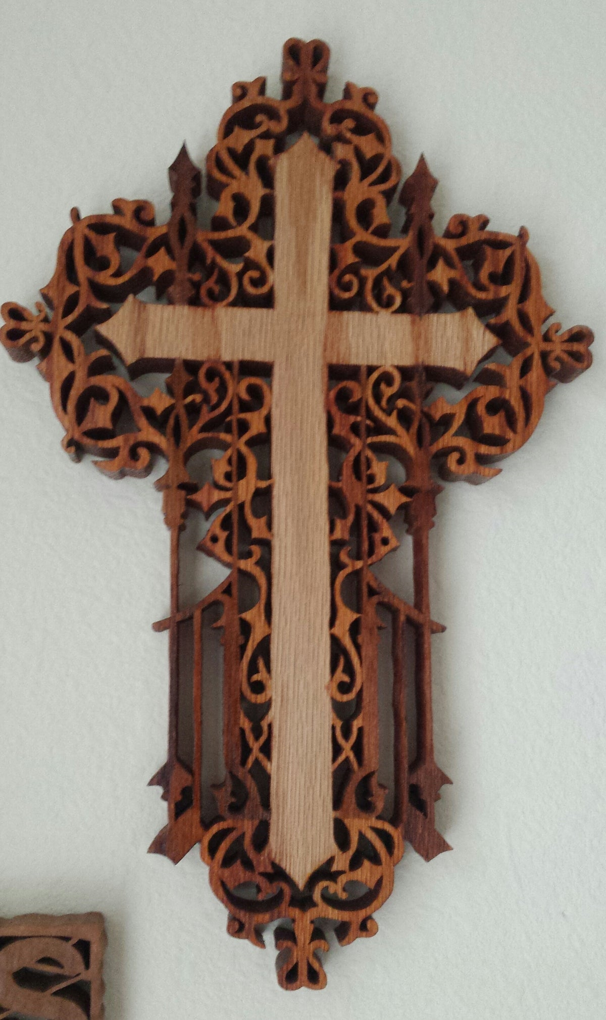Extraordinary Cross