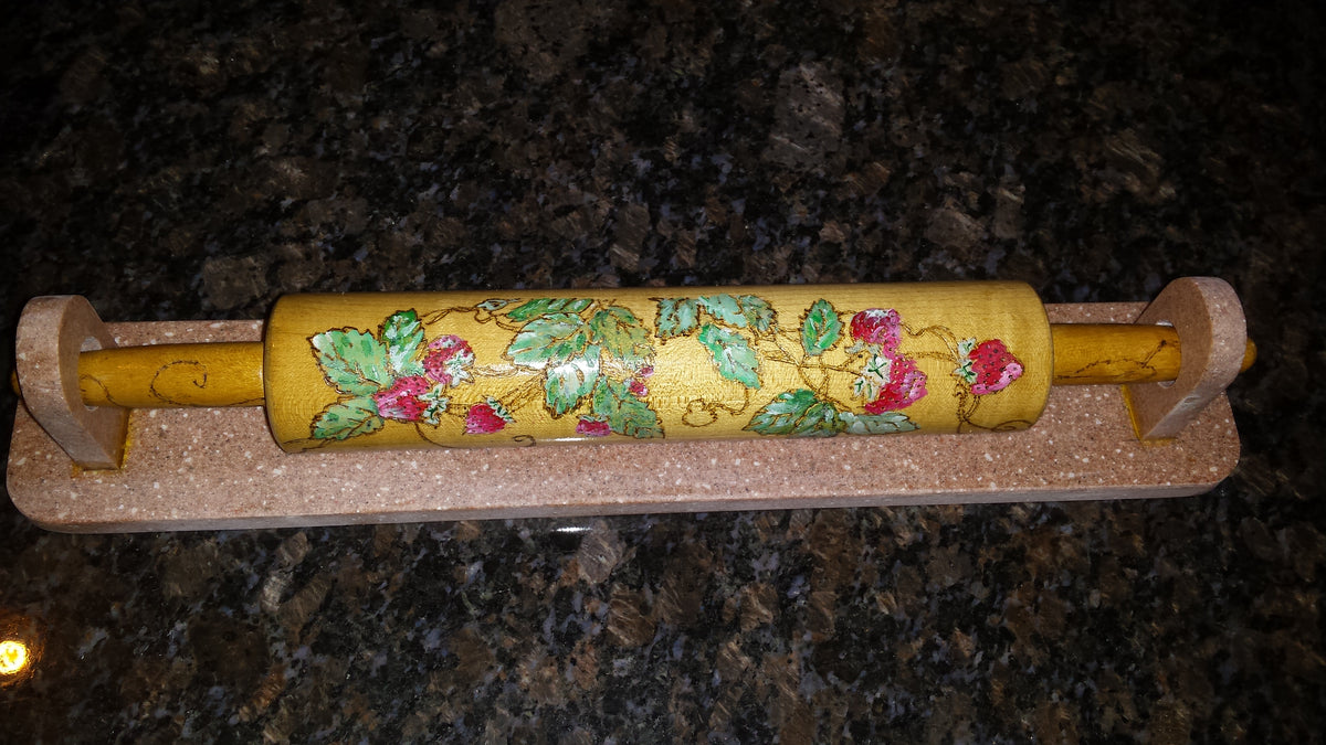 Fancy Rolling Pin