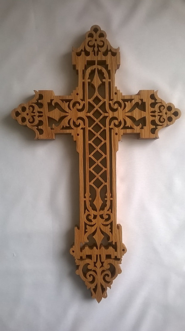 Cathedral Cross