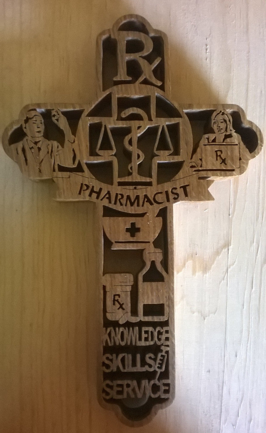 Pharmacist Cross