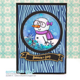 Build a Snowman Clear Stamp, SomeOddGirl - 8