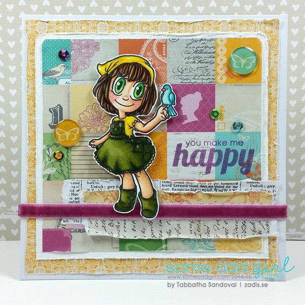 Meadow Tia Digi Stamp, SomeOddGirl - 4