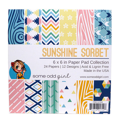 Sunshine Sorbet, SomeOddGirl - 1