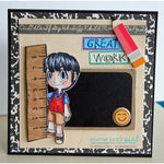 Measure Up Tobie Digi Stamp, SomeOddGirl - 2