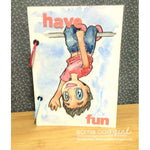 Hang Around Tobie Digi Stamp, SomeOddGirl - 6