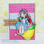 Teacup Alice Digi Stamp, SomeOddGirl - 3