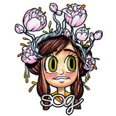 Blooming Digi Stamp
