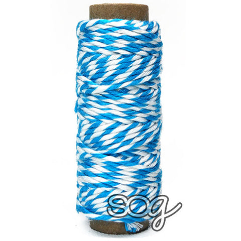 Blue Bamboo Bakers Twine, SomeOddGirl