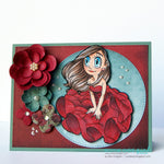 Breezey Mae Digi Stamp, SomeOddGirl - 5