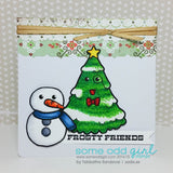 Build a Snowman Clear Stamp, SomeOddGirl - 5