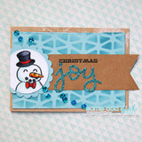 Build a Snowman Clear Stamp, SomeOddGirl - 9