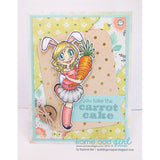Bunny Girl Gwen Clear Stamp, SomeOddGirl - 2
