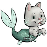 Catfish Digi Stamp