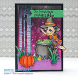 Cauldron Tia Digi Stamp, SomeOddGirl - 3