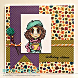 Coffee Piper Digi Stamp, SomeOddGirl - 5