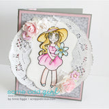 Daisy Mae Clear Stamp, SomeOddGirl - 3