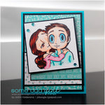 Sweet Kiss Kody Digi Stamp, SomeOddGirl - 2