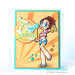 Drinks All Around Piper Digi Stamp, SomeOddGirl - 2
