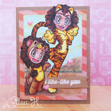 Lion Tobie Digi Stamp, SomeOddGirl - 6